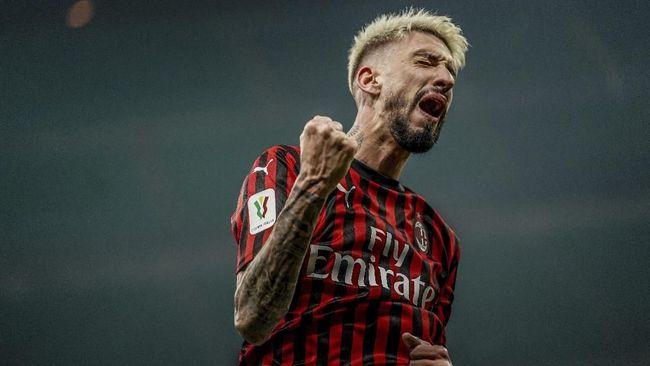 AC Milan Lolos ke Perempat Final Coppa Italia