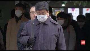 VIDEO: Satu Warga Jepang Terinfeksi Virus Korona Misterius
