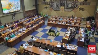 Buruh-DPR Bentuk Tim untuk Bahas RUU Omnibus Law Cipta Kerja