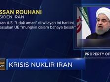 Dikecam AS dan Eropa, Iran Balik Tebar Ancaman