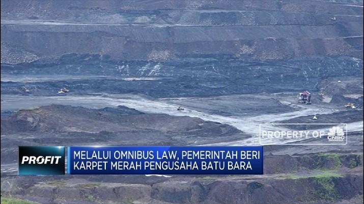 Pemerintah Beri Karpet Merah Bagi Pengusaha Batu Bara (CNBC Indonesia TV)