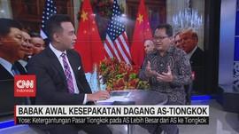 VIDEO: Babak Awal Kesepakatan Dagang AS-Tiongkok