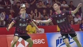 Jadwal Semifinal Indonesia Masters 2020