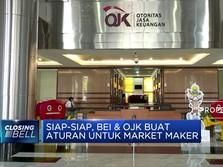 Siap-siap! BEI & OJK Buat Aturan untuk Market Maker