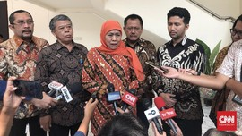 Tiru Jakarta, Khofifah Kaji Pembangunan LRT di Jatim