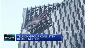 Telkom Group Konsisten Blokir Netflix