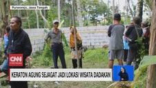 VIDEO: Keraton Agung Sejagat Jadi Lokasi Wisata Dadakan