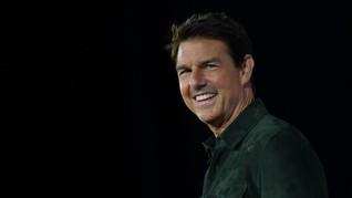 Tom Cruise Dilaporkan Akan Garap Film di Luar Angkasa