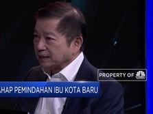 Kepala Bappenas Ungkap Strategi Pemindahan Ibu Kota