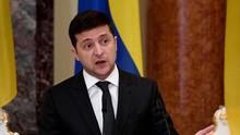 Presiden Ukraina Tolak Pengunduran Diri Perdana Menteri