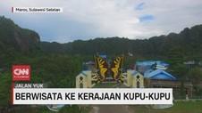 VIDEO: Berwisata ke Kerajaan Kupu-kupu