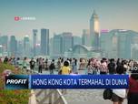Hong Kong Dinobatkan Jadi Kota Termahal di Dunia