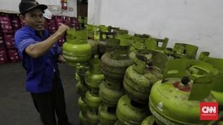 ESDM Sebut 'Kenaikan' Harga LPG 3 Kg Masih Dibahas