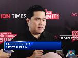 Erick Thohir: Ahok Jangan Dilihat Politis, Realitanya Terbaik