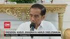 VIDEO: - Presiden: Kasus Jiwasraya Harus Diselesaikan