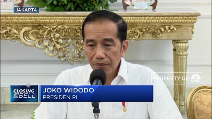 Gara-gara Jiwasraya, Jokowi Wacanakan Revisi UU OJK