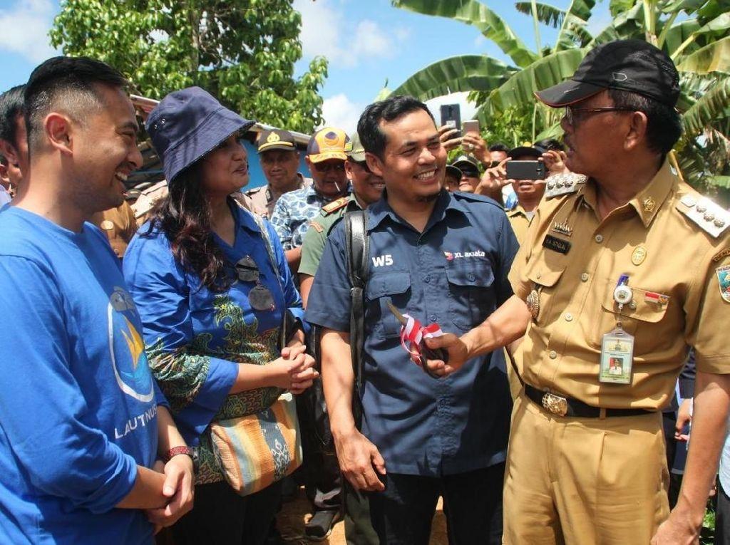 Pemerataan Jaringan Telekomunikasi 4G di Pesisir Barat Lampung