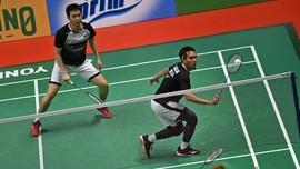 Indonesia Masters 2020: Ahsan/Hendra Lolos ke Semifinal