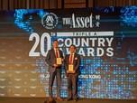 Berkat Sustainable Bond, BRI Borong Triple A Country Awards