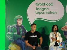 Gerakan Jangan Lupa Makan, GrabFood Pecahkan Rekor MURI