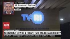 VIDEO: Sengkarut Dewas & Helmy, TVRI Bak Benang Kusut