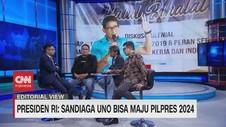 VIDEO: Membaca 'Dukungan' Jokowi untuk Sandi