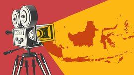 INFOGRAFIS: Rentang Sebar Bioskop di Indonesia