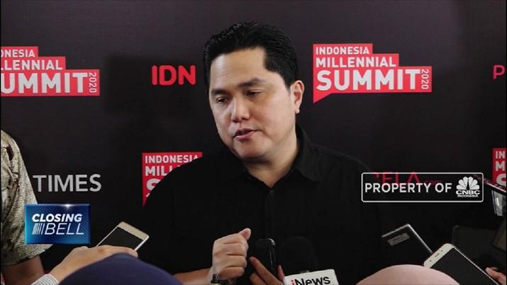 Emiten BUMN telekomunikasi, PT Telekomunikasi Indonesia (Persero) Tbk (TLKM) atau Telkom mendapatkan perhatian lebih.