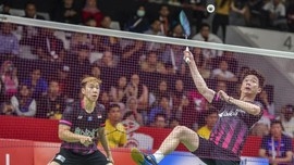 Kevin/Marcus vs Ahsan/Hendra di Final Indonesia Masters 2020