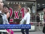 Tertinggi Selama 28 Tahun, Inflasi Argentina Melejit 53,8%