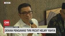 VIDEO: Dewan Pengawas TVRI Pecat Helmy Yahya