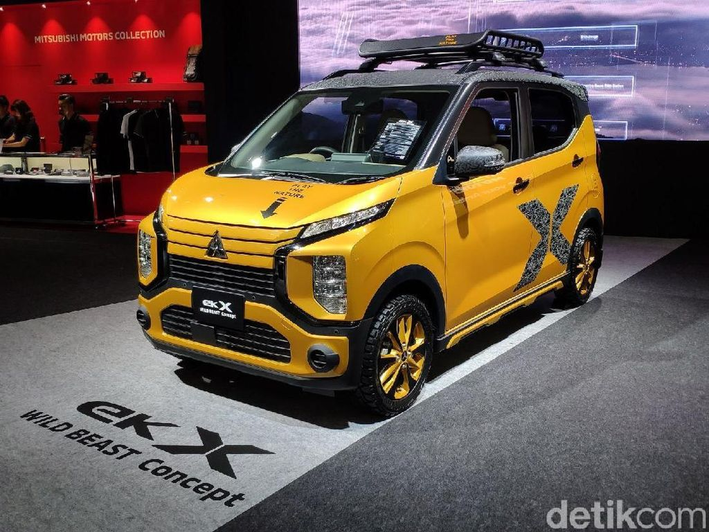 Modifikasi Mobil-mobil Mitsubishi yang Tambah Sangar