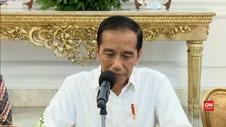 VIDEO: Jokowi: Tak Ada Pelemahan KPK Saat Geledah Kantor PDIP