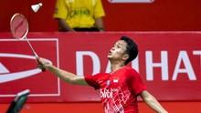 Kalahkan Antonsen, Ginting Juara Indonesia Masters 2020