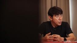 Eksklusif! Shin Tae-Yong Asa Baru Garuda dari Negeri Ginseng