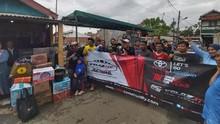 Loyalis Avanza Jamah Korban Banjir Awal Tahun