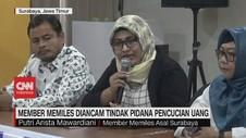 VIDEO: Member Memiles Diancam Tindak Pidana Pencucian Uang