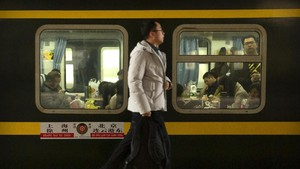 Virus Korona Menghantui Pemudik Imlek di China