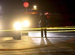 Breaking News: Penembakan di AS, 3 Orang Terluka, 1 Kritis