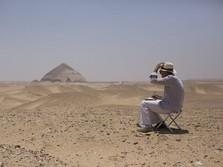 Meresahkan! Piramida Mesir, Situs Bersejarah yang Ternodai