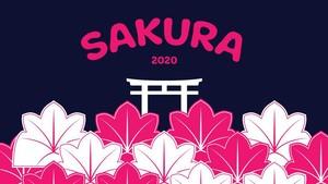 INFOGRAFIS: Prediksi Musim Mekar Sakura di Jepang Tahun 2020