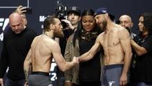 FOTO: Sehari Sebelum Duel McGregor vs Cerrone di UFC 246