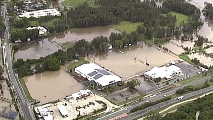 Usai Kebakaran Hutan, Australia Dilanda Banjir