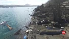 VIDEO: Letusan Gunung Taal Buat Warga Kehilangan Penghasilan