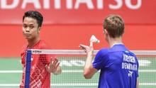 Rahasia Anthony Ginting Kalahkan Axelsen di Indonesia Masters