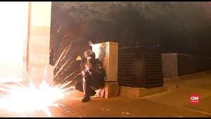 VIDEO: Ratusan Orang Terluka dalam Demo Libanon