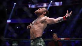 Presiden UFC Beri Bonus McGregor Rp678 Juta