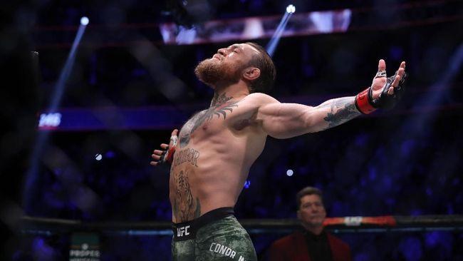 McGregor Menang TKO Hingga Liverpool Tekuk MU