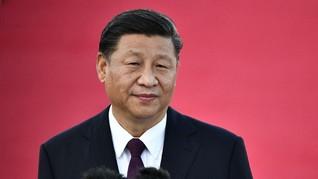 Xi Jinping Sebut Darurat Corona Terbesar dalam Sejarah China