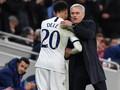 Tottenham Imbang, Hubungan Dele Alli dan Mourinho Memanas